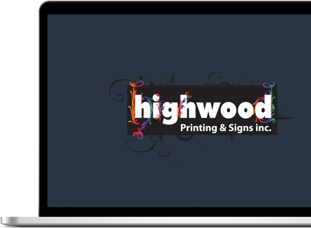 Highwood printing custom printing secretarial services signs from designing your custom print project to creating and setting up your company signage we strive for creative original designs to serve your business reheart Images